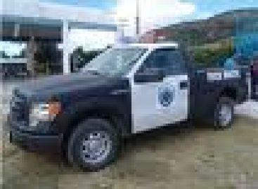 Realizan operativo contra delincuencia en Tlaxiaco
