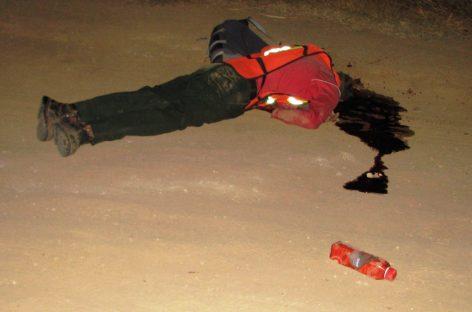 Hallan cuerpo decapitado al lado de su cabeza; ahora, en la planta de Pemex