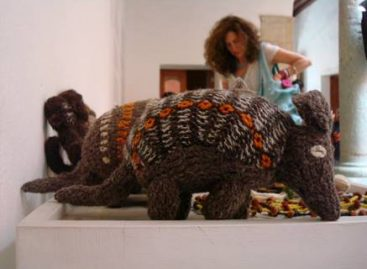 Realizan tejedoras veracruzanas expo venta de textiles