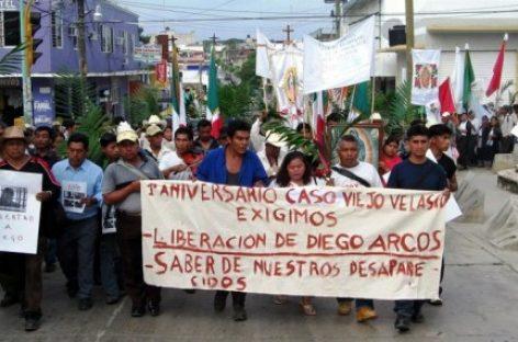 <strong>A 4 AÑOS DE LA MASACRE DE VIEJO VELASCO CHIAPAS </strong>