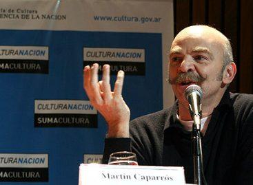 Escritor argentino visita la Feria Internacional del Libro