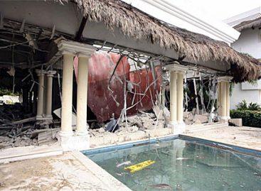 <strong>Sube a siete los muertos por explosión en Hotel Princess de Cancún </strong>