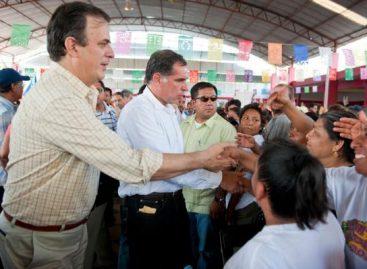"""""""Adoptará"""" Oaxaca política social del Gobierno del DF: Gabino Cué"""