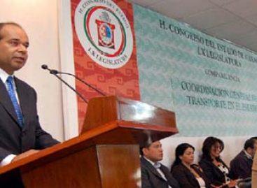 Bloquean cetemistas la sede estatal del PRI; exigen expulsión de Ruiz Cerón