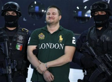 Inició proceso de extradicón a EU de Édgar Valdez, La Barbie