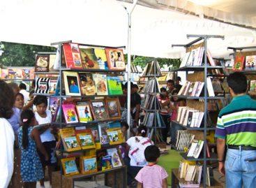 Inauguran Feria Internacional del Libro en El Llano