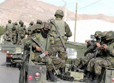 <strong>Ejército catea hogares en el Pueblo indígena Nashinandá-(Mazatecos)</strong>