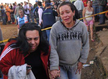 Van 22 muertos y hay más de 100 desaparecidos por alud en Colombia