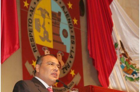 El PRI ilegal e irresponsable al igual que el diputado,  Martín Vásquez Villanueva