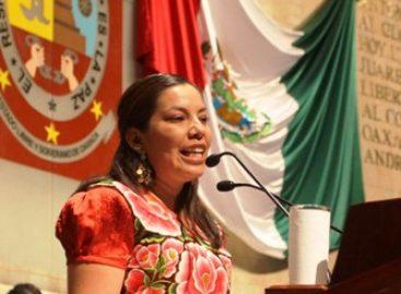 """Inicia """"Oaxaca Fresco 2050"""": diputada Aleida Serrano"""