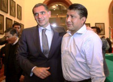Inician diálogo, Comisión Política de la 22 y Gabino Cué