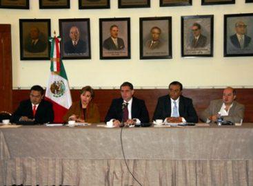 Busca Ejecutivo generar condiciones para relevo municipal en paz y tranquilidad