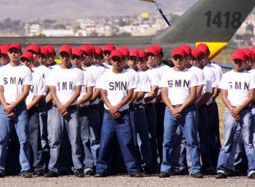 Entregan cartillas del Servicio Militar Nacional a jóvenes clase 1991