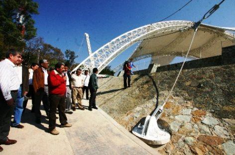Inician ejercicio de transparencia de todas las obras públicas en Oaxaca
