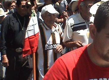 Jornaleros se manifiestan en Ciudad Administrativa