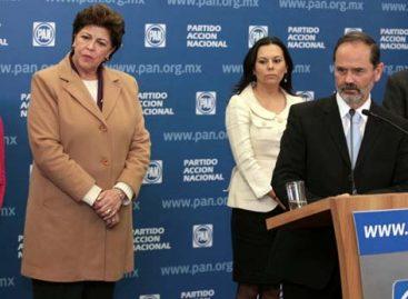 <strong>Cecilia Romero a la Secretaria del PAN y Eufrosina Cruz a la coordinación de asuntos indígenas.</strong>