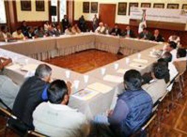 Concluye encuentro inédito de 570 presidentes municipales con el Ejecutivo