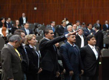 Sustituye Israel Madrigal Ceja, suplente del diputado michoacano Godoy Toscano