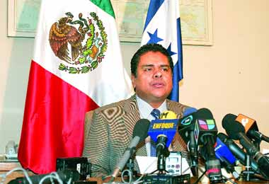 Vicecanciller de Honduras