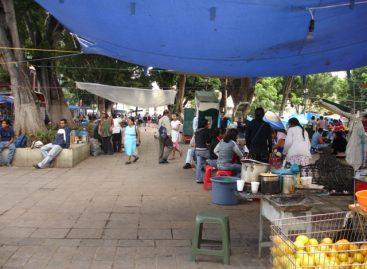 Ambulantaje creció más de 50% en Centro Histórico: Regidor