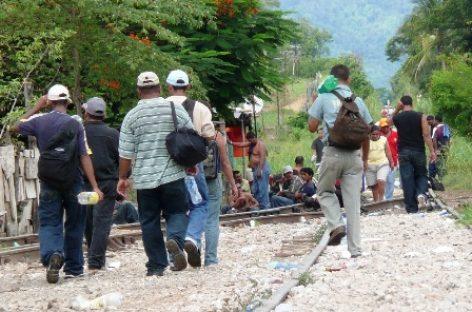 Acumula Oaxaca más de 34 mil deportados de EU en lo que va de 2010