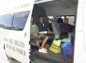 Denuncia El Salvador abusos contra inmigrantes en Oaxaca