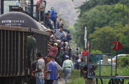 migrantes-en-tren