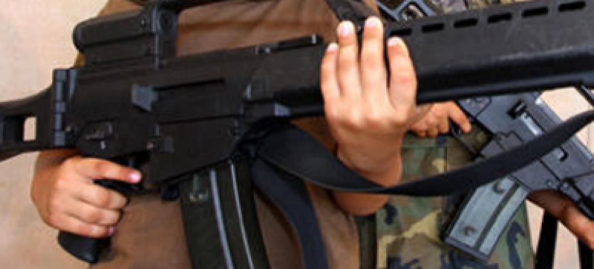 """<strong>Captura Ejército a  """"El Ponchis"""", niño sicario acusado de unas 300 muertes</strong>"""