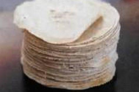 <strong>En todo el país, sube el precio de la tortilla desde hoy</strong>