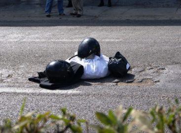 Sigue la violencia en Oaxaca; policía muerto en asalto a joyería