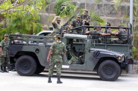 """Ejército captura secuestradores ligados a los """"Zetas"""", en el Istmo de Tehuantepec"""