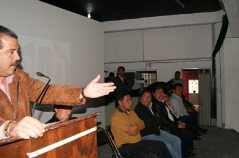 Requiere PRI reestructuración que busque unir y no dividir: Pérez Magaña