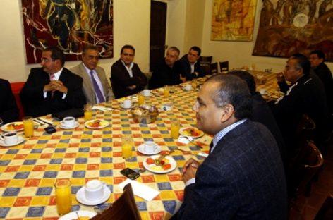 Piden consolidar Comisión Especial de Atención a Periodistas en Congreso local