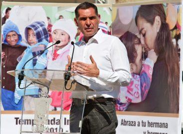 El diálogo tiene límite, se aplicará la ley; advierte Gabino Cué a indígenas asesorados por ex preso político