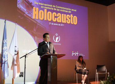 Necesario erradicar odio e intolerancia: Raúl Plascencia