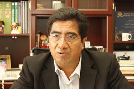 """Niega informar Heriberto Antonio, presidente de Derechos Humanos de Oaxaca, medidas por arribo marcha """"Pasó a paso hacia la Paz"""""""