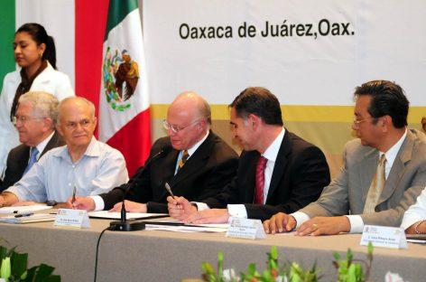 Impulsa UNAM Actividades de Protección Civil en Oaxaca