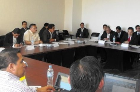 Diputados y funcionario buscan abatir la inseguridad, en Oaxaca