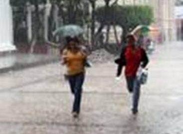 Pronostican alta probabilidad de lluvias intensas en el país: SMN