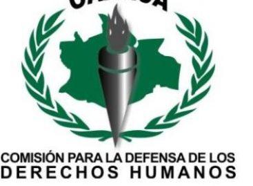Instalará CDDHO oficina regional en Ciudad Ixtepec; garantizará respeto a migrantes