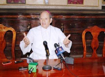 En Oaxaca la vida Cristiana no se proyecta a la sociedad: Arzobispo Chávez Botello