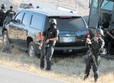 Grupo armado de 15 fue el que atacó a los agentes estadunidenses