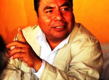 Gobierno federal y estatal signarán convenio a favor de indígenas de Oaxaca: García Corpus