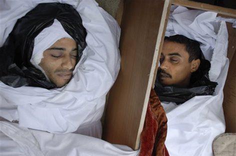 <strong>Más de 500 muertos ha cobrado represión en Libia hasta este martes</strong>