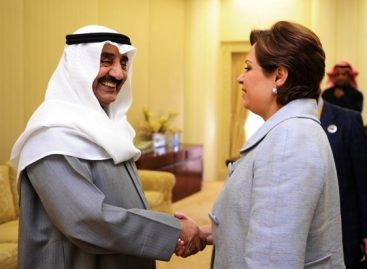 La Canciller Patricia Espinosa realizó visita de trabajo a Kuwait