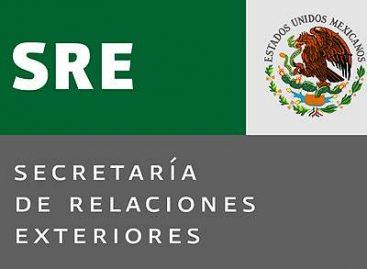 Cancela México su participación en Francia