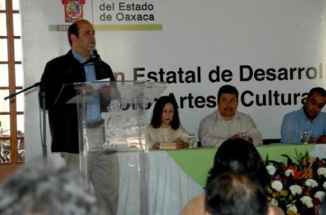 Arte y cultura, fundamentales para lograr la unidad social: Ugartechea