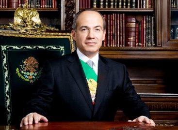 Programa de la Gira del Presidente, Felipe Calderón a Oaxaca
