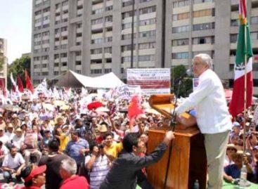 Los candidatos del PAN y del PRI al Edo-Mex;  Mena y Ávila son de la mafia: AMLO