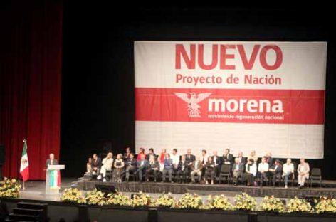 Con el Proyecto Alternativo de Nación se podrá restaurar la República: AMLO